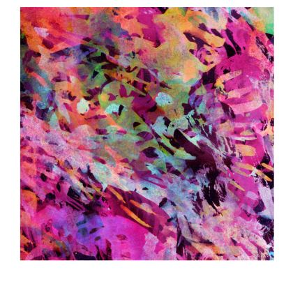 Slip Dress Watercolor Texture 14