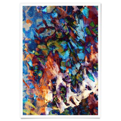 Paper Posters Watercolor Texture 15