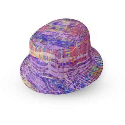 Bucket Hat Watercolor Texture 2