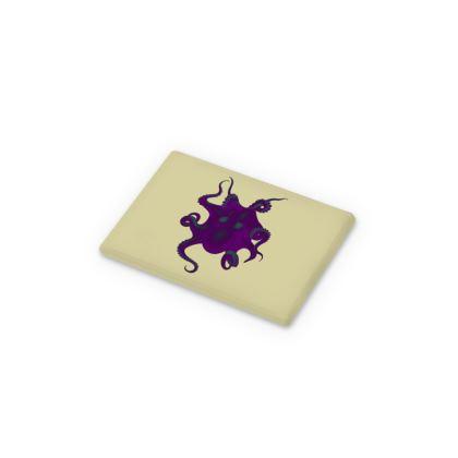 Cutting Boards - Purple Octopus