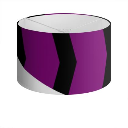 Drum Lamp Shade - Minimal 1