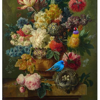Old Masters Twist Kimono
