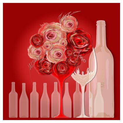 Hot Dish Pads - Grytlappar - Wine