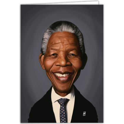 Nelson Mandela Occasions Cards