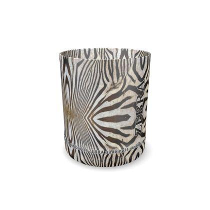 ZEBRA Kristall Whiskey Glas by Ninibing34