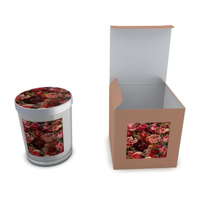 Scented Candle Ants n Roses