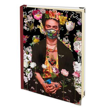 2022 Deluxe Diary Lockdown Frida