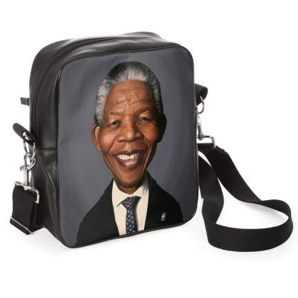 Nelson Mandela Shoulder Bag