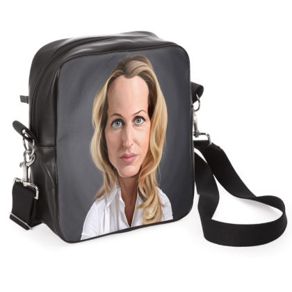 Gillian Anderson Shoulder Bag