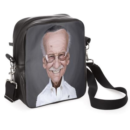 Stan Lee Shoulder Bag