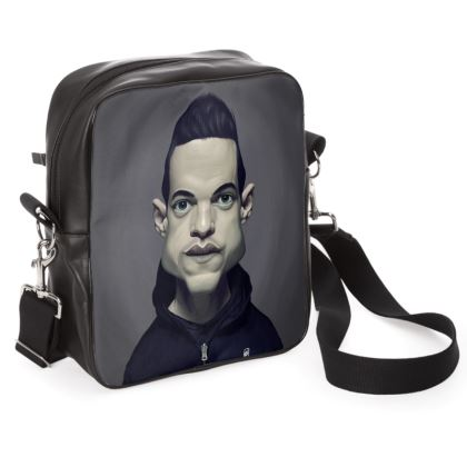 Rami Malek Shoulder Bag