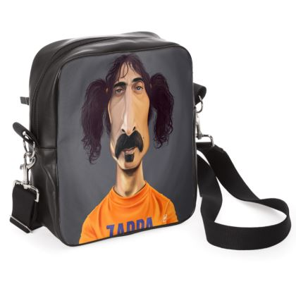 Frank Zappa Shoulder Bag