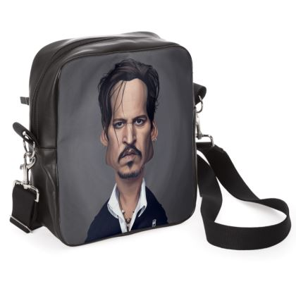 Johnny Depp Shoulder Bag