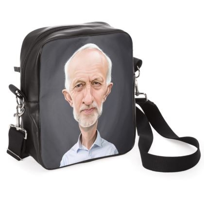 Jeremy Corbyn Shoulder Bag