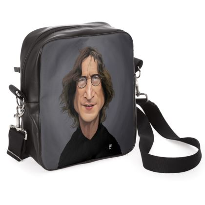 John Lennon Shoulder Bag