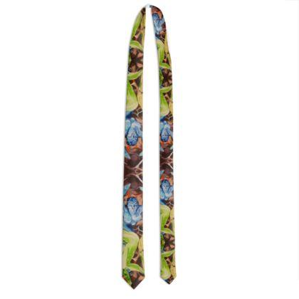Krawatte für den mutigen Herr