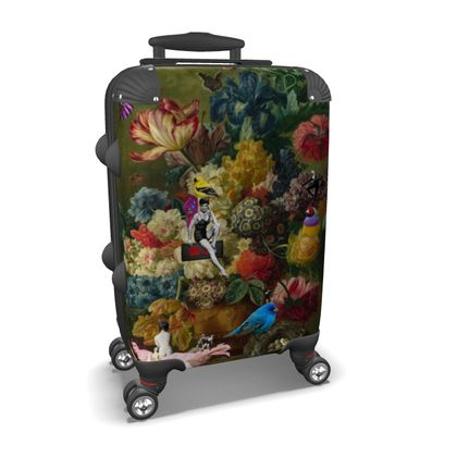 Old Masters, New Twist Suitcase
