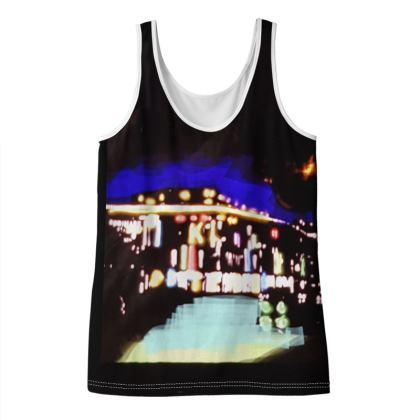 Leichtes sommerliches T-shirt für Damen - K-Town