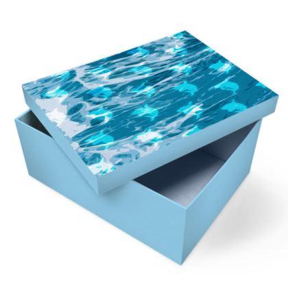 Photo Box - Shark Ocean Abstract