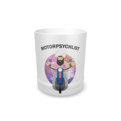 Whisky Glass - Guru Motorpsychlist Funny Pun
