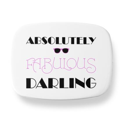 Lunch Box - Absolutely Fabulous Darling - ABFAB