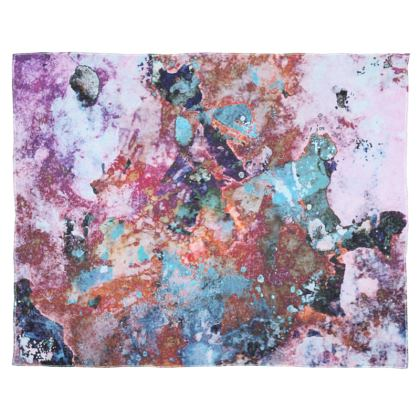 Scarf Wrap Or Shawl Watercolor Texture 13