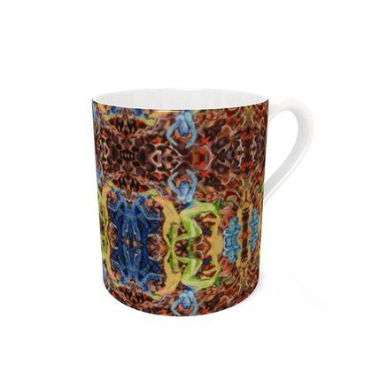 Eine Tasse mit vielen Geheimnissen