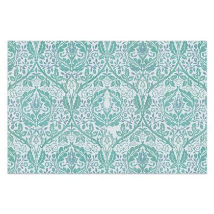 Sarong - William Morris' Golden Bough Jade Remix