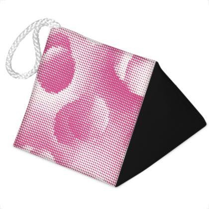 Door Stopper - Endleaves of Art. Taste. Beauty (1932) Pink Remix