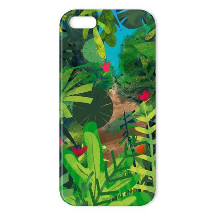 Deep In the Forest Phone Cover