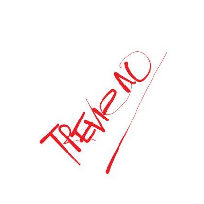 Trevieno Line Red Tshirt