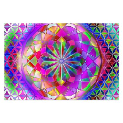 Sarong Mandala Rays