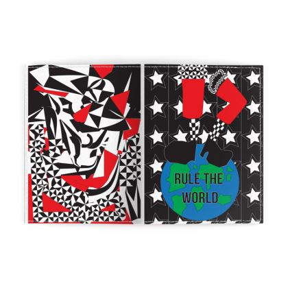 Passport Cover ''Rule the World''