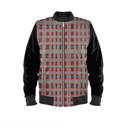 Sportliche Jacke mit interessantem Design
