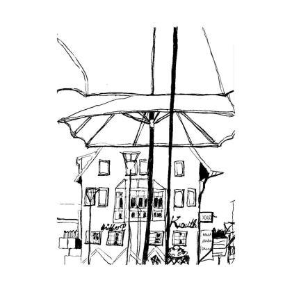 Notizbuch mit dem Design namens Eisenberg und Grünstadt