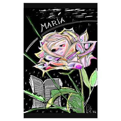 """Tagebuch  Design """"nur für Maria"""""""