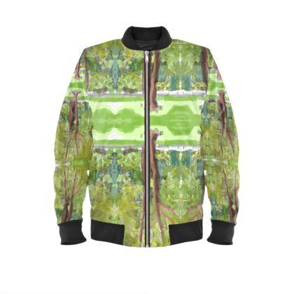 Naturliebhaber werden diese Jacke bevorzugen