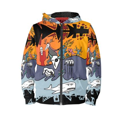 The Terrors of Moby Richard Hoodie