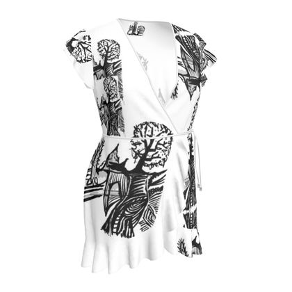 Kleid aus der Kollektion sidika