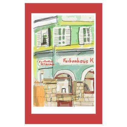 Notizbuch aus der Kollektion Grünstadt