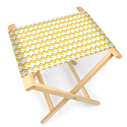 Perspective A - Folding Stool Chair