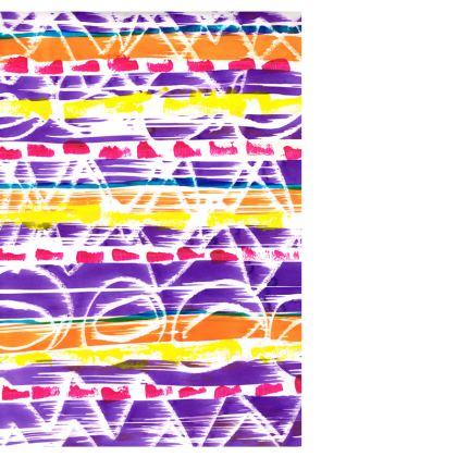 Zigzag Lines Deckchair