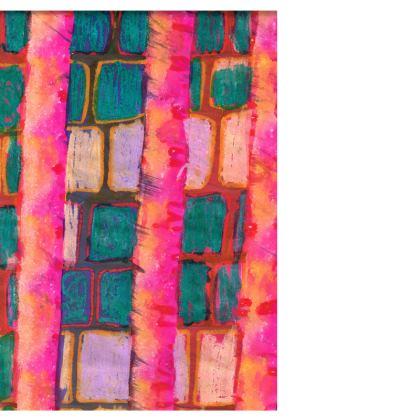 Blocks & Stripes Deckchair