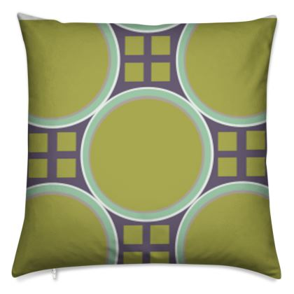 The Swedish Oasis Marbles Cushions
