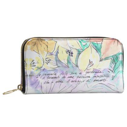 saint Tropez Art wallet