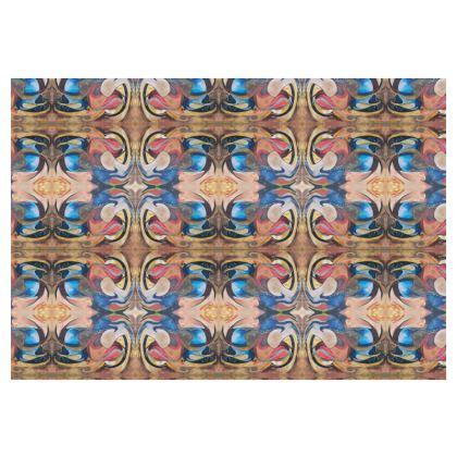 Lebendiger Sessel mit dem Design Entstehung der Erde