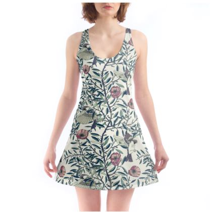 Birds, branches and Flowers Chemise