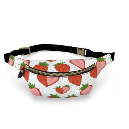 Sweet Strawberries - Fanny Pack