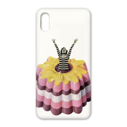 iPhone Case Blancmange Surprise
