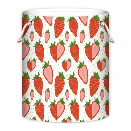 Sweet Strawberries - Laundry Bag